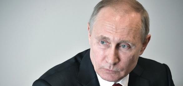Poutine - collusion Russe élection - CC BY