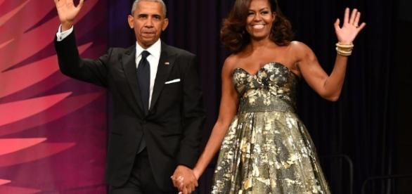 Celebrities Attend President Obama's Farewell Party - Photo: Blasting News Library - elle.com