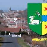 Olloix est une charmante localité aux allures de carte postale mais elle est totalement fauchée car criblée par une dette municipale