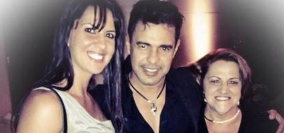 Graciele responde seguidor que criticou relacionamento de Zezé com sua família