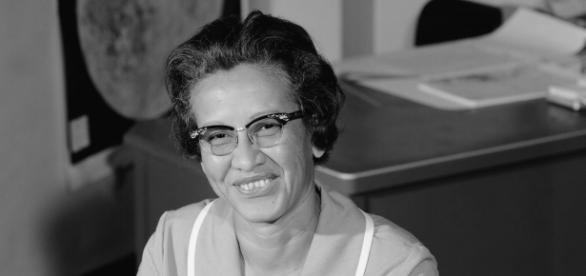 Katherine Johnson circa 1966 (NASA)