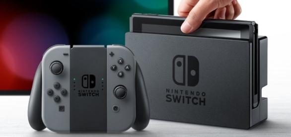 La Nintendo Switch sortira le 3 mars