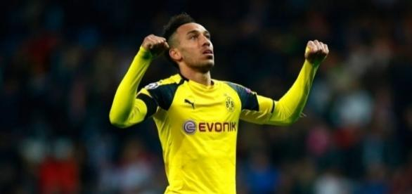 How Borussia Dortmund star Pierre-Emerick Aubameyang would fit ... - thesun.co.uk