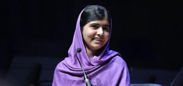 Malala Yousafzai (Fuente: Wikimedia Commons)