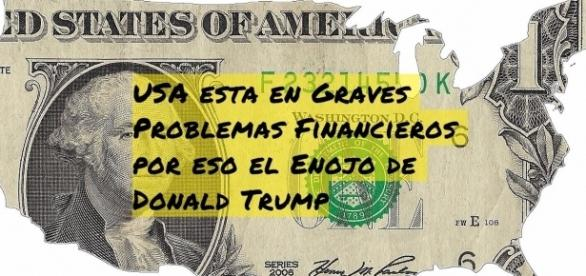Le dejan a Trump un país al borde de la quiebra, con compromisos por más de 5.3 trillones de dólares