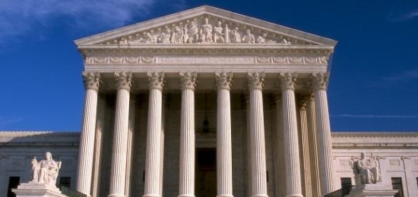 US Supreme Court building, skeeze, Pixabay.com, CC0