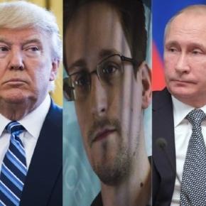"""Putin potrebbe """"regalere"""" Snowden a Trump - Make Me Feed"""