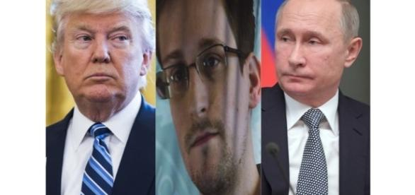 "Putin potrebbe ""regalere"" Snowden a Trump - Make Me Feed"