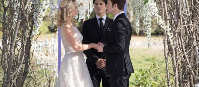 Vampire Diaries: We're planning a June Wedding - Recap