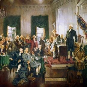 Constitution signing, geralt, pixabay.com CC0