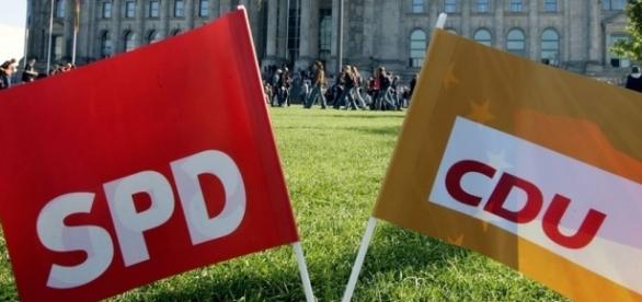 Union und SPD beschließen Große Koalition | bpb - bpb.de