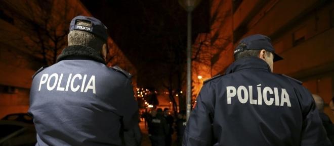 Patrulheiros da Polícia de Segurança Pública e da Guarda Nacional Republicana