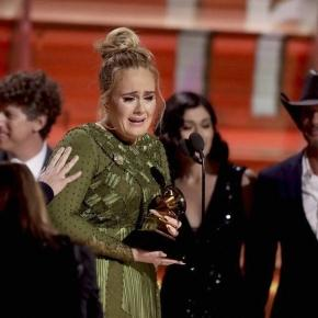 Grammys 2017: Adele sweeps with 5 wins. Here's a list of all the ... - hindustantimes.com