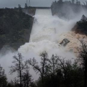 Oroville Dam crisis highlights risk of aging facilities - mercurynews.com