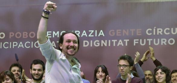 La felicità di Iglesias dopo la schiacciante vittoria