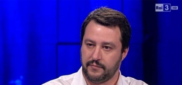 Matteo Salvini della Lega Nord