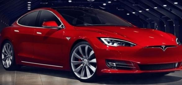 fastest car ever from 0 to 60 mph tesla model s p100d autos post. Black Bedroom Furniture Sets. Home Design Ideas