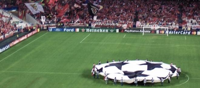 SL Benfica, 1 - Borussia de Dortmund, 0: Mitroglou dá a vitória aos encarnados