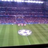 O Santiago Bernabéu vai encher para mais um jogo da Champions League