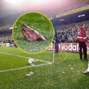 Los diez objetos más raros lanzados a un campo de fútbol (FOTOS) - peru.com