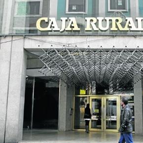 Oficina principal de Caja Rural de Asturias en Oviedo