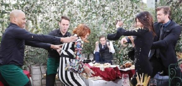Arrivano nuove importanti anticipazioni Beautiful dalle puntate americane: cosa succederà a Steffy? Davvero impazzirà? E cosa c'entra Sally Spectra?