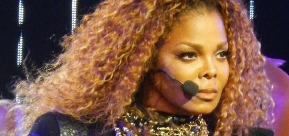 Source: Wikimedia. Janet Jackson body-shaming after pregnancy weight loss fail