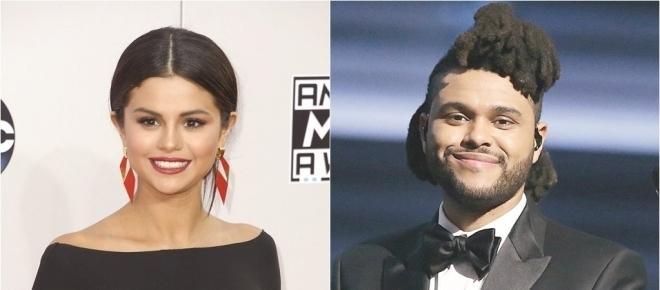 Selena Gómez y The Weeknd son la pareja del año