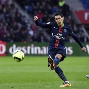 Di María lidera la goleada del PSG al Barcelona en Champions League