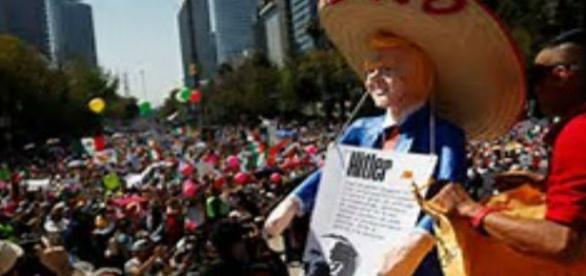 México desprecia a Donald Trump