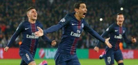 PSG-Barcelone: Paris est magique!