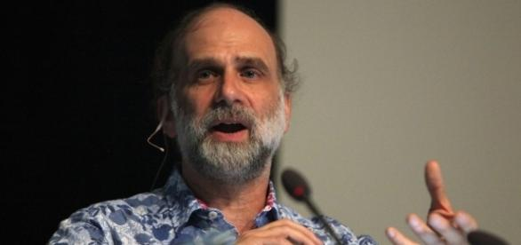 Security expert Bruce Schneier spoke at the RSA Conference in San Francisco. (Photo via Wikimedia Commons)