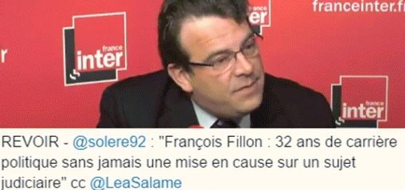Thierry Solère, mis en cause par Le Canard enchaîné, fait faux bond aux partisans dijonnais de François Fillon