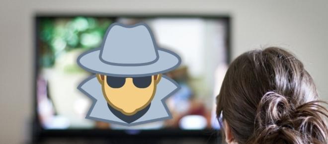 Televisão que espiona as famílias é descoberta e se transforma em um escândalo