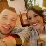Cátia Palhinha fez declaração de amor nas redes sociais.