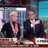 "MSNBC's ""Morning Joe"" on Donald Trump, via Twitter"