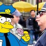 Personagens de 'Os Simpsons' que têm sósias na vida real.