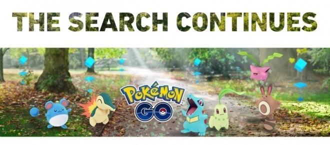 Pokémon Go: llega la segunda generación