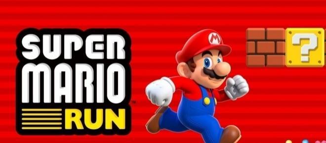 Super Mario Run disponível para dispositivos Android em breve
