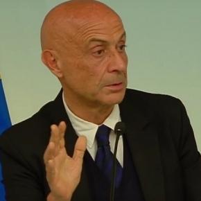 Marco Minniti, ministro dell'Interno