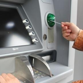 Nearly all ATM machines use an out-of-date operating system. (Photo via Pixabay Commons)