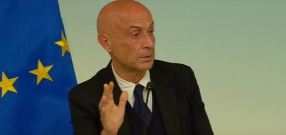 Marco Minniti, ministro dell'Interno