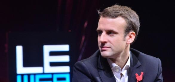 Will französischer Staatspräsident werden: Emmanuel Macron. (Foto: Le Web Photo / flickr / CC BY-SA 2.0)