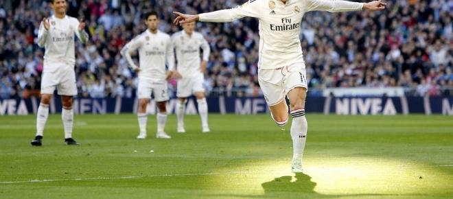 El Real Madrid y Bale vuelven a sonreír