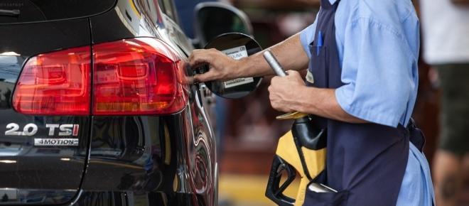Valor do combustível no estado de São Paulo é o menor do Brasil