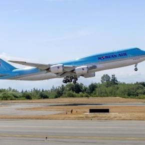 Boeing 747-8 Korean Air | FLUG REVUE - flugrevue.de