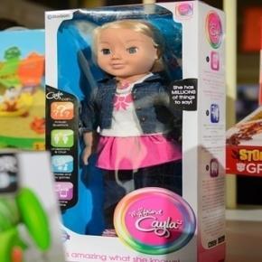 Boneca Cayla pode vigiar crianças se for invadida por hackers.