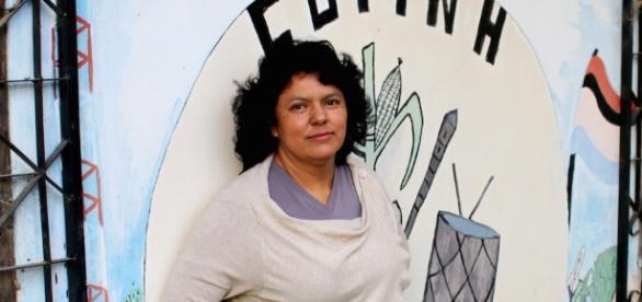 A un anno dalla morte di Berta Cáceres molte le iniziative per ricordarla