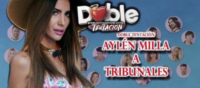 DT: Aylén Milla a tribunales por difamación según afectado, todo aquí