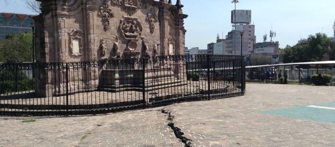 Robo de áreas recreativas como solución al paradero de Chapultepec